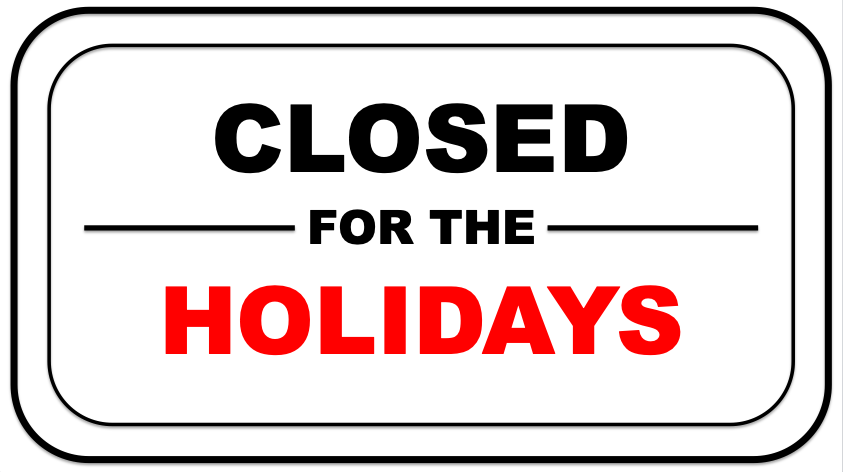 Church Office Closed For Christmas 2020 Church Office Closed For The Holidays   Fremont Alliance Church